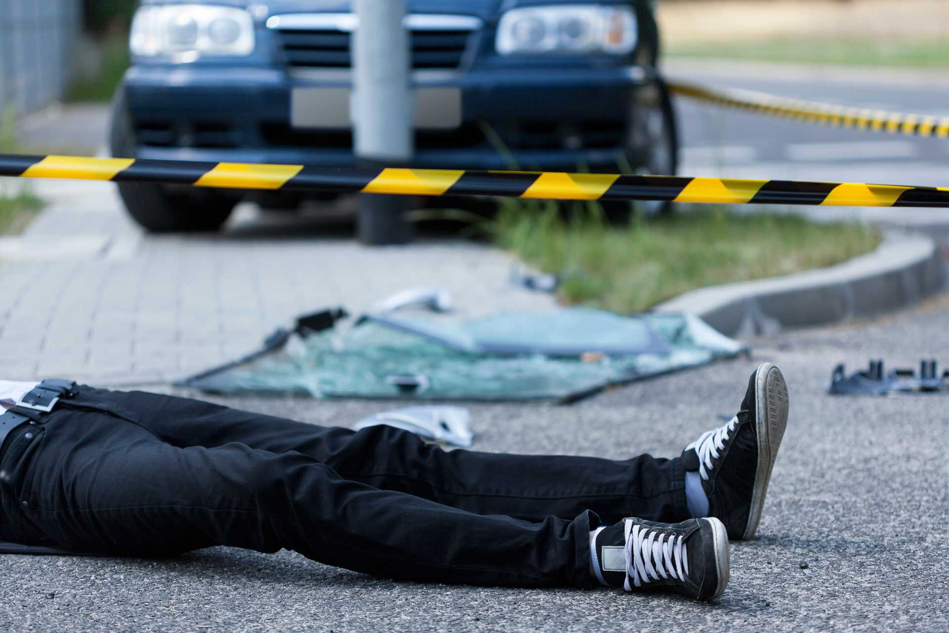 Berufsunfähigkeitsversicherung - Autounfall